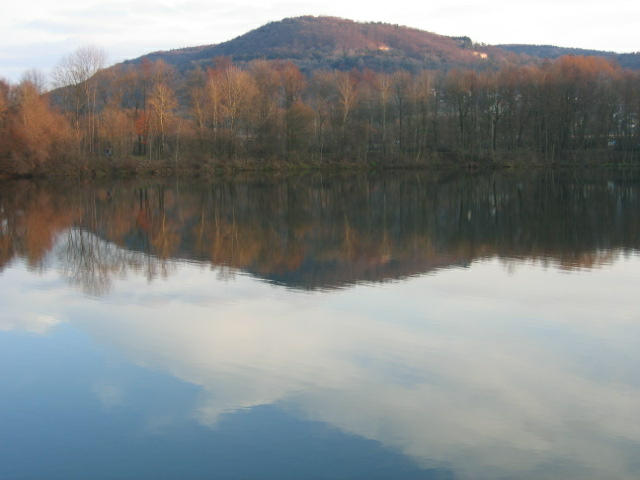 Hap. Bagersee