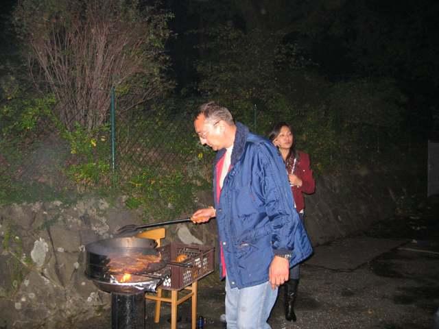 Otti grillt