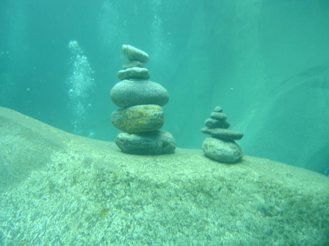 Unterwasserbauten